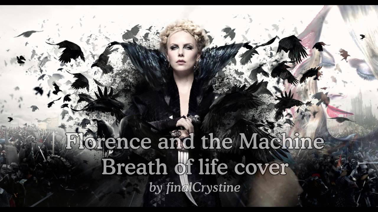 cover florence and the machine breath of life youtube. Black Bedroom Furniture Sets. Home Design Ideas