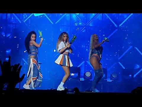 Little Mix - Wasabi (Live @ São Paulo, Brazil)