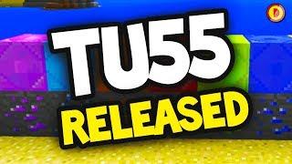 Minecraft TU55 RELEASED! (Ps3/Xbox360/PS4/XboxOne/WiiU)