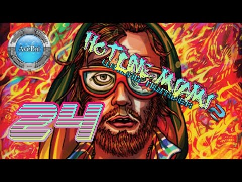 Hotline Miami 2 - Wrong Number part 24 Act VI 24th Scene Take Over I