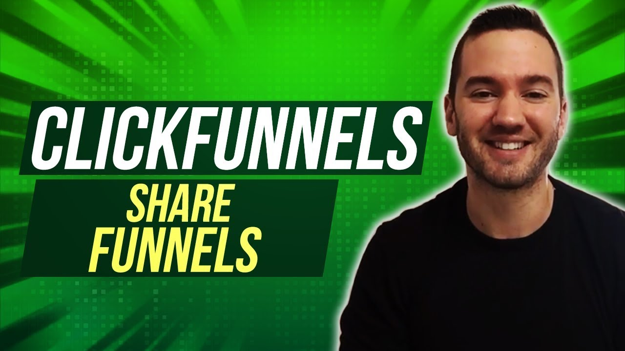 ClickFunnels Share Funnels ♻️ ClickFunnels Affiliate Funnel
