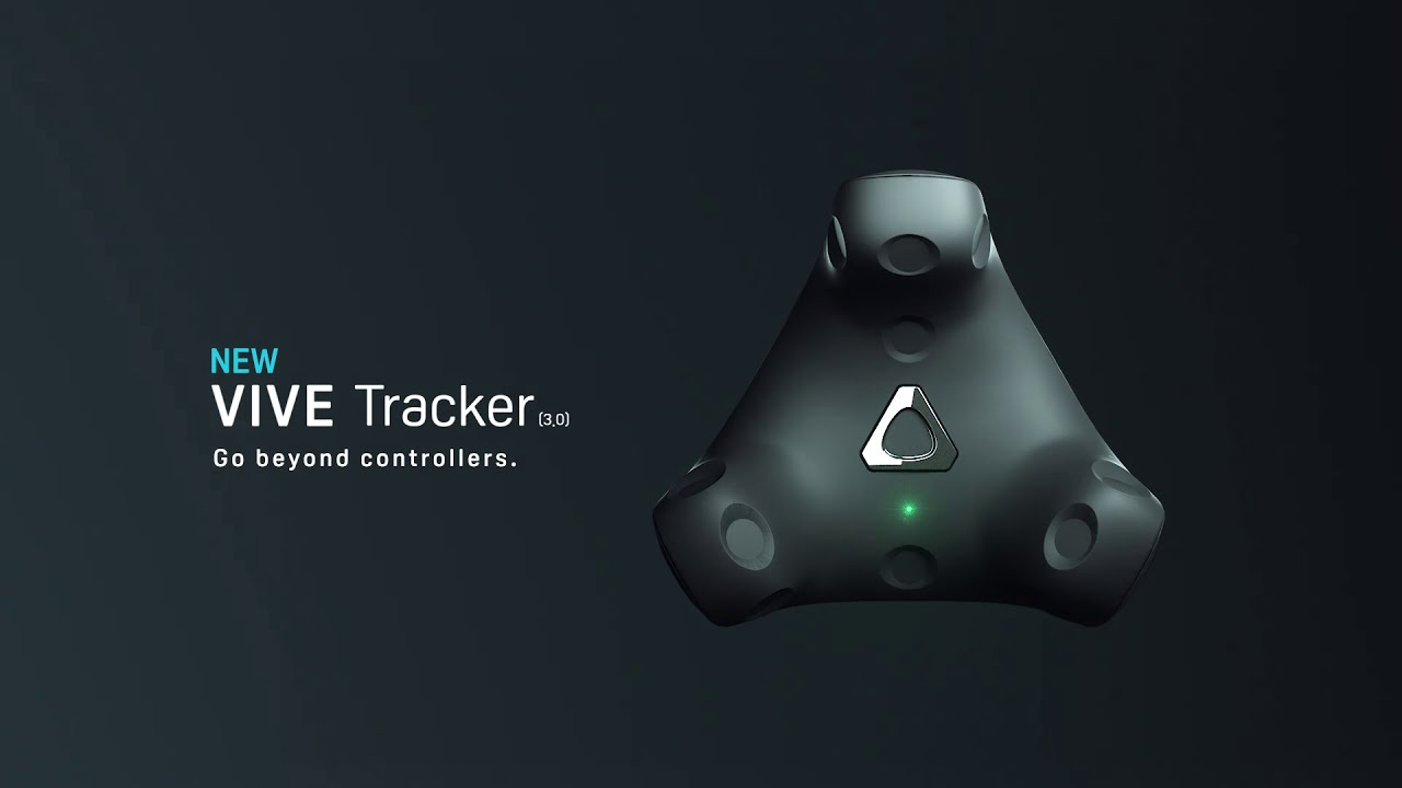 Introducing: HTC VIVE Tracker 3.0