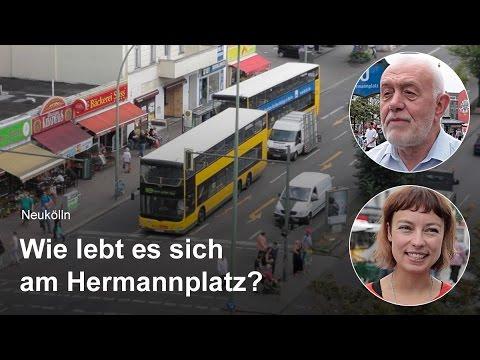 Entlang der Buslinie M29: Wie lebt es sich am Hermannplatz?