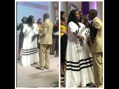 DR JUANITA BYNUM AND DANIEL AMOATENG MINISTRATION IN NEW YORK USA