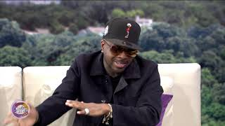 Jermaine Dupri  Talks - New Season of #TheRapGame | Thoughts on R. Kelly