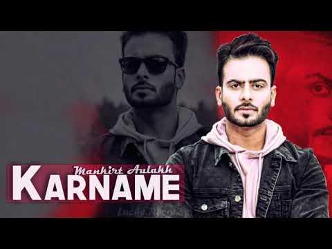 Karname (FULL SONG) - Mankirt Aulakh | Dj...