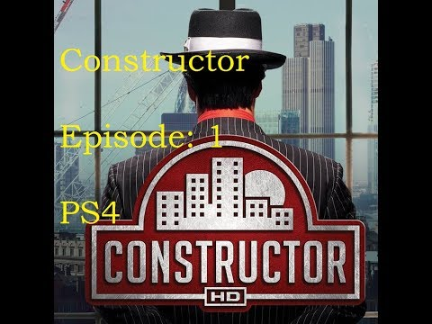 Constructor HD, Episode 1  ( PS4,ENG )