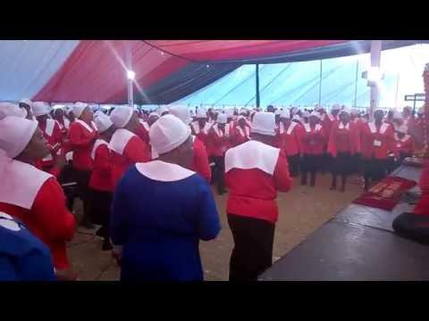 Women's Manyano: Una Bantu Bakho Thixo