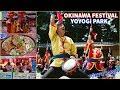 OKINAWA FESTIVAL and the SHIBUYA SCRAMBLE CROSSING