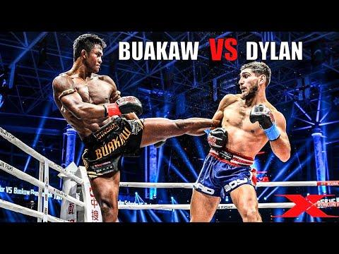 Download 🇹🇭BUAKAW vs 🇫🇷DYLAN SALVADOR - Beautifull Muay thai Fight
