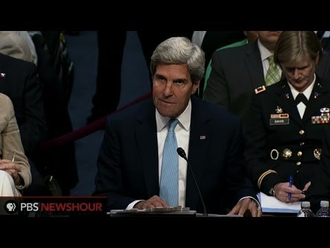Watch Secretary of State John Kerry's Testimony at Senate Hearing on Proposed U.S. Strike on Syria