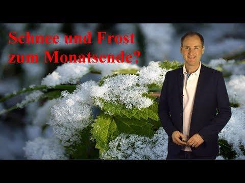 Schnee, Eis und Frost zum Monatsende? Kommt nun wirklich der Winter? (Mod.: Dominik Jung)