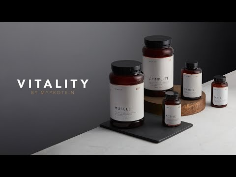 Vitality - Supplements for the Active Man | Myprotein