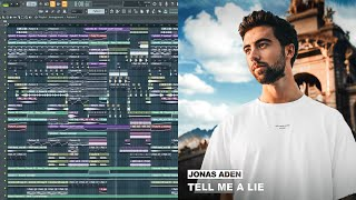 Making of 'Tell Me A Lie' (REMIX CONTEST)
