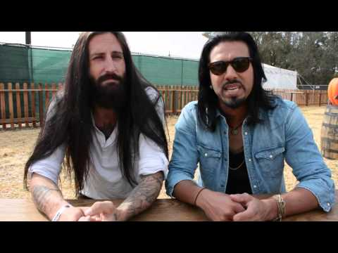 Pop Evil Interview on Dumpster Pizza & Naked Jumping Jacks  - MOST EXTREME #048