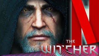 Netflix The Witcher - A Complicated Casting for Geralt of Rivia?