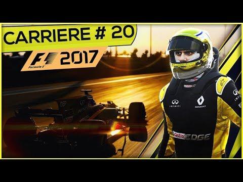 F1 2017 (FR) - Mode Carrière #20 - LA GRANDE FINALE