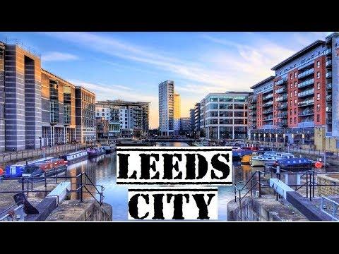 LEEDS CITY TOUR, YORKSHIRE - ENGLAND // TOUR DE LA VILLE DE LEEDS, YORKSHIRE - ANGLETERRE