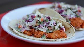 Spicy Salmon Tacos  f Chicken Of the Sea Sriracha Salmon