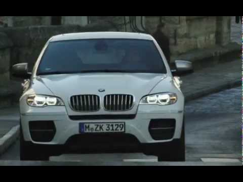 2013 Bmw X6 M50d Facelift Lci In Action Youtube