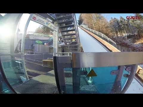 Special Cog Railway – Ski-jump Hill In Bischofshofen