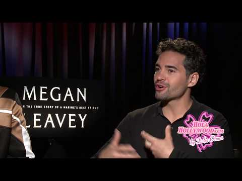 Ramon Rodriguez confesses how he healed his relationship with his father after Megan Leavey