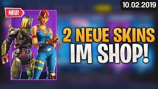 FORTNITE SHOP from 10.2 - 🗑 New Skins! 🛒 Fortnite Daily Item Shop of Today (10 February 2019) | Detu