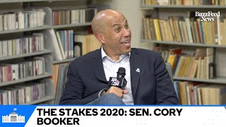 Cory Booker On His Most Embarrassing Campaign Moments...Including MargaritaGate