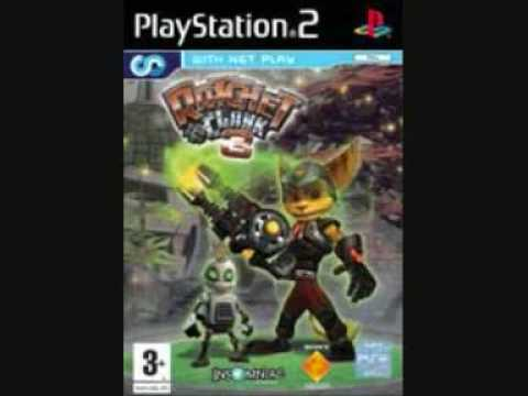 Ratchet and Clank 3 VGM: planet Florana