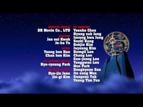 "Justice League Action – Episode ""Shazam Slam""   End Credits (English HD)"