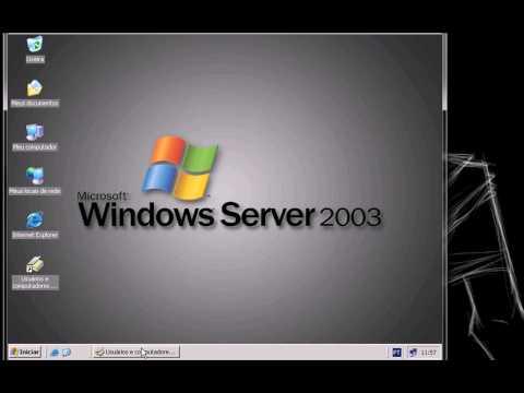 Windows 2003 Server - Backup System State E Restauração Do AD - Www.professorramos.com