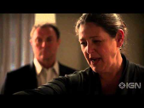 Person of Interest - Shaw and Finch Captured
