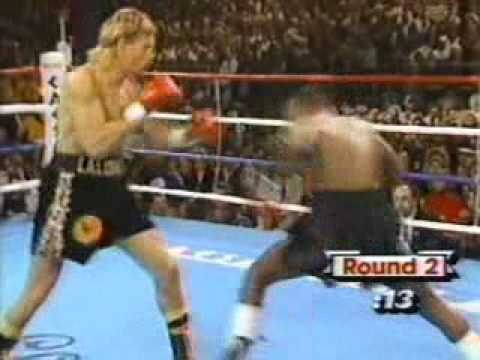 Sugar Ray Leonard vs Donnie Lalonde part 2/5