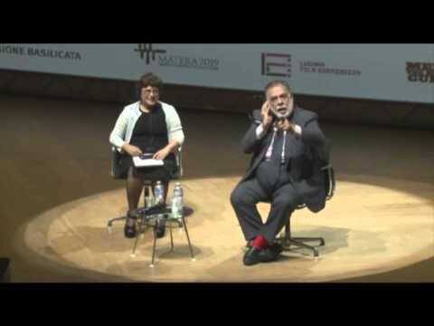 Francis Ford Coppola a Milano: i soldi del petrolio restino ai lucani