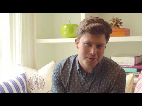 4 Questions with SNL's Colin Jost