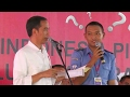 Lucu..!! Isengnya Presiden Jokowi Jail Ke Anak Sma Di Bandung Bikin Ketawa Ngaka