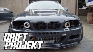 Drift Projekt - BMW e46 #16 - The End