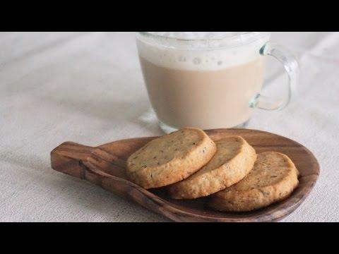 Earl Grey Tea Cookies | SweetHailey