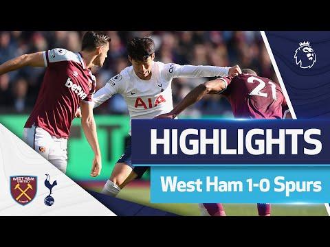 Antonio goal settles London derby | HIGHLIGHTS | West Ham 1-0 Spurs