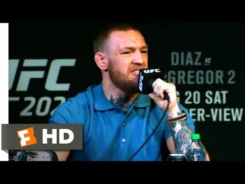 Conor McGregor: Notorious (2017) - Violent Press Conference Scene (9/10)   Movieclips