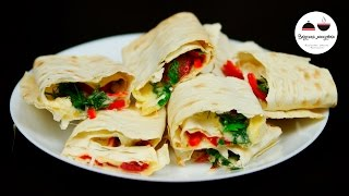 Закуска за 5 минут  Вкусно и празднично! Snack for 5 Minutes