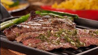 Garlic Lovers' Steak
