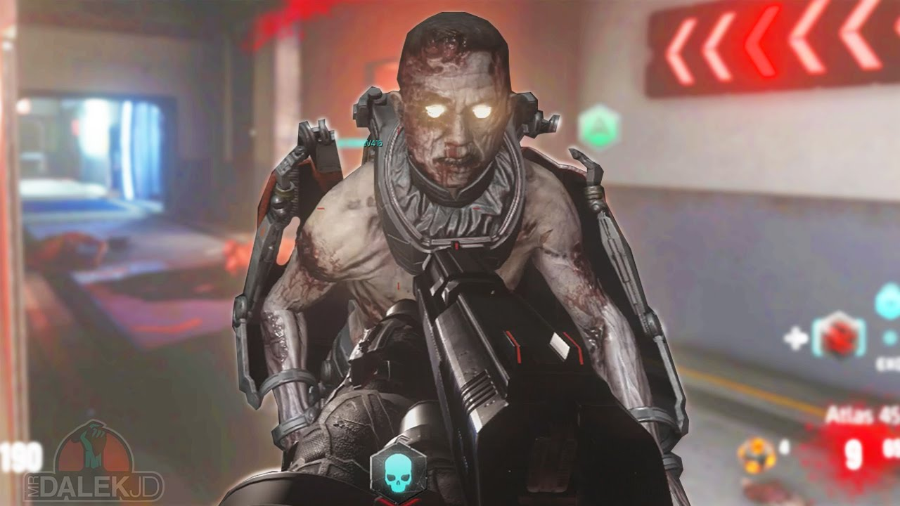Call Of Duty Advanced Warfare Exo Zombies Gameplay Havoc Dlc Map Pack New Cod Exo Zombies Youtube