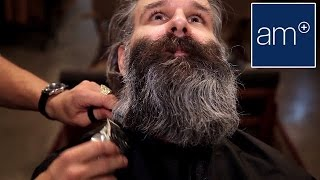 The Top 5 Barber Approved Beard Grooming Tips