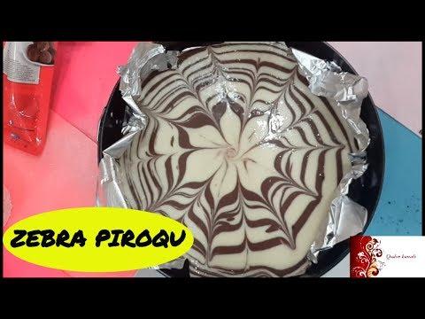 Zebra Piroqu.Zebra Kek Tarifi.piroq...