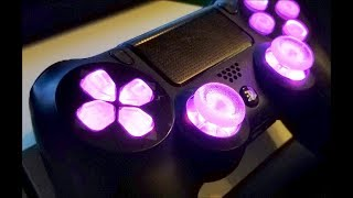 SUPER EASY PS4 CONTROLLER LED MOD