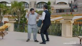 Kan Kardeşler filmi komik garson Enver Akbaş