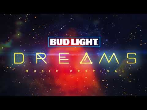 Bud Light Dreams 2017
