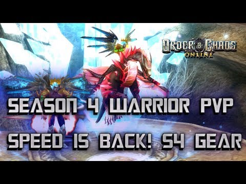 Order & Chaos Online - S4 PVP ARENA - EPIC GAMES & S4 PvP Gear