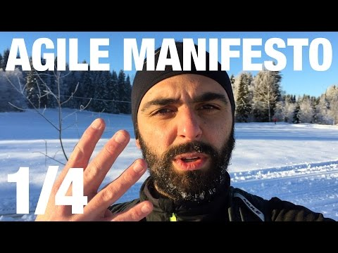 Agile Manifesto 1/4 – Individuals & Interactions Over Processes & Tools | Code Walks 049